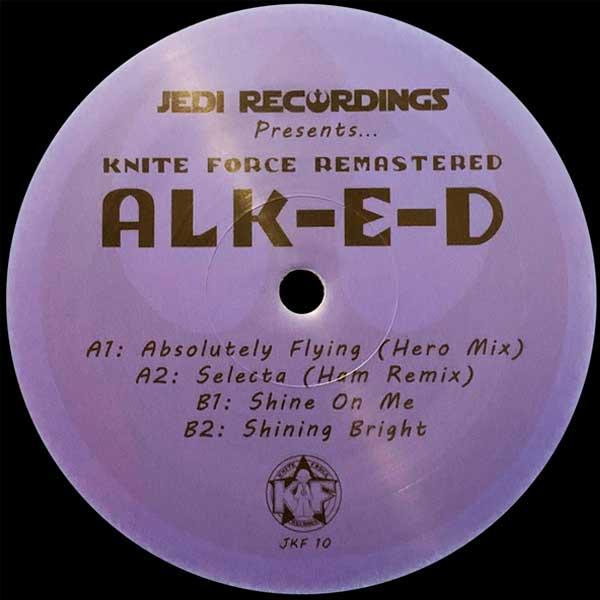 Alk-E-D – Kniteforce Remastered