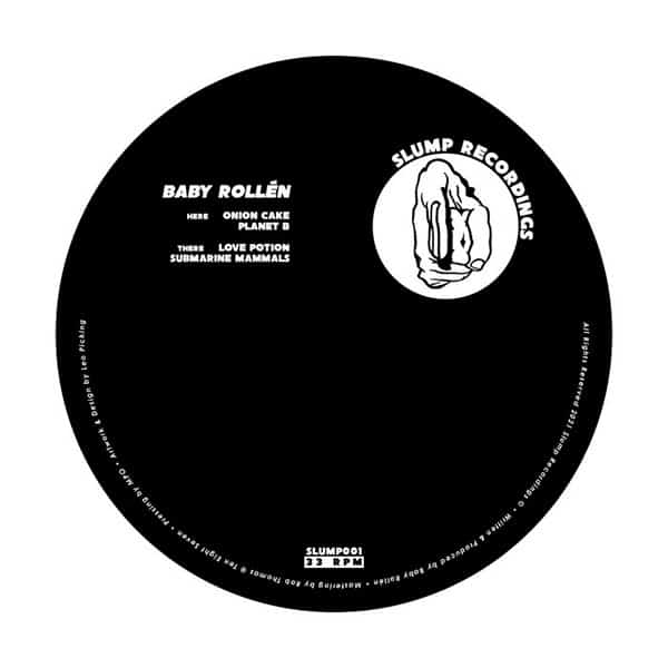 Baby Rollén – Love Potion EP