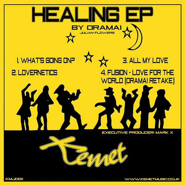 Drama1 – Healing EP
