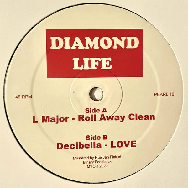 LMajor / Decibella ‎– Diamond Life 10