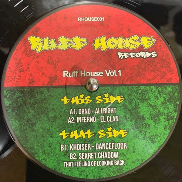 Various – Ruff House Vol.1