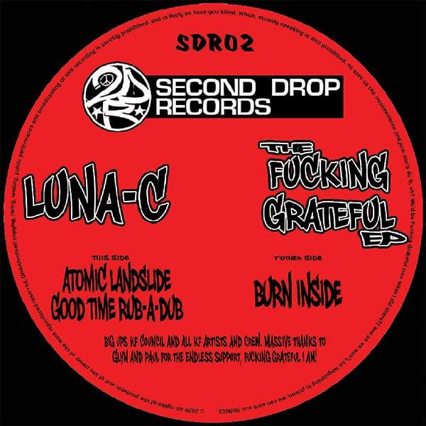 Luna-C – The Fucking Grateful EP