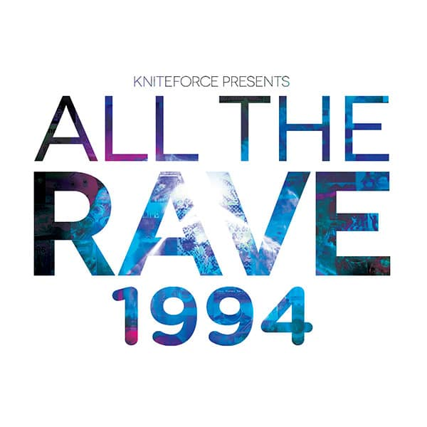 Various ‎– All The Rave 1994