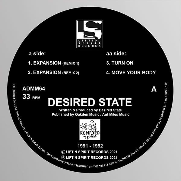 Desired State – Desired State EP