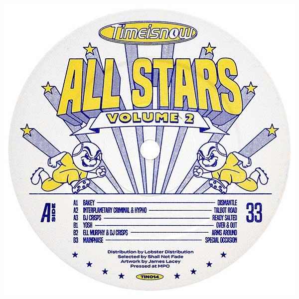 Various – All Stars Volume 2