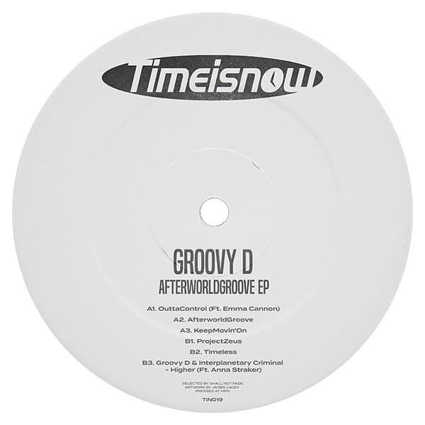 Groovy D - Afterworldgroove EP