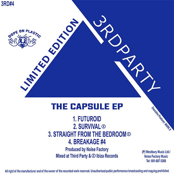 Noise Factory - The Capsule EP