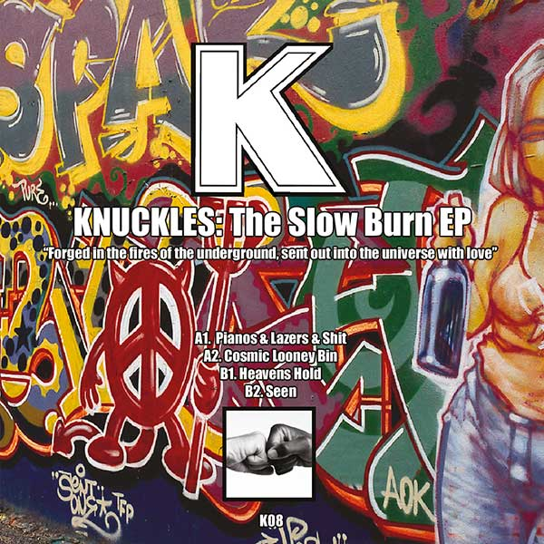 Knuckles - The Slow Burn EP