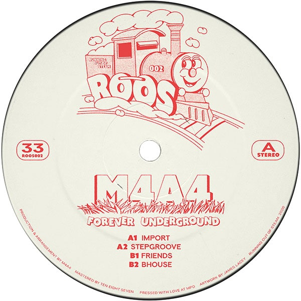 M4A4 - Forever Underground EP