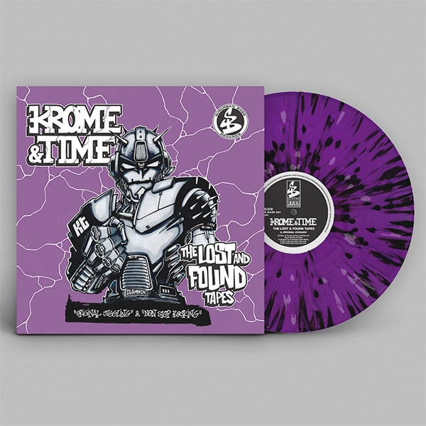 Krome & Time – The Lost And Found Tapes