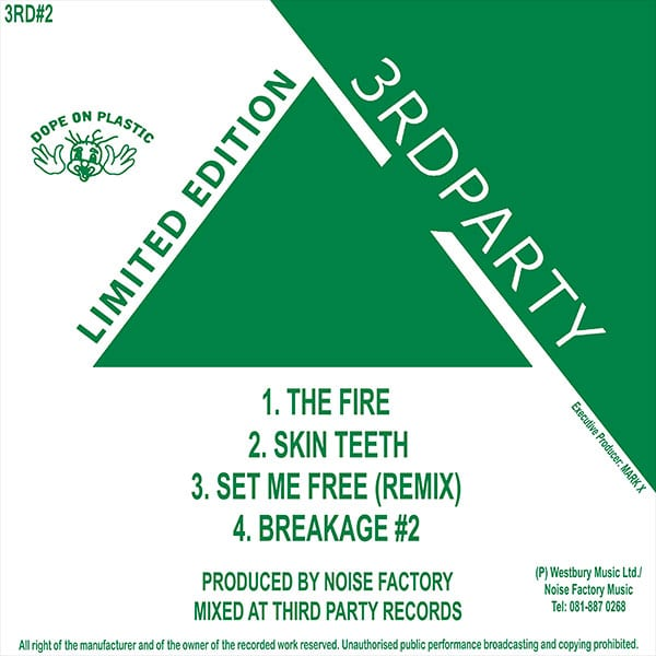 Noise Factory – The Fire