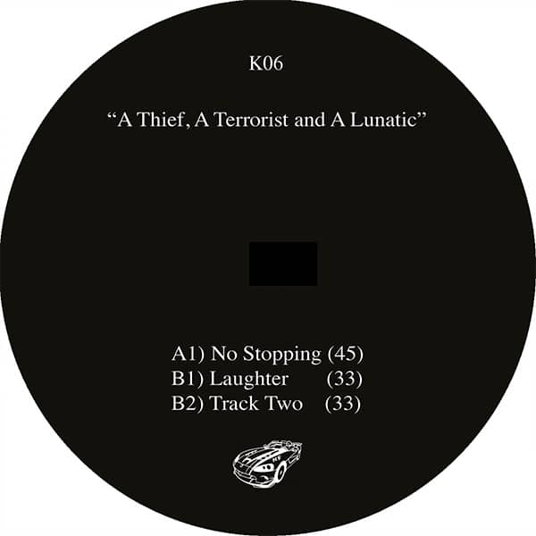 A Thief - No Stopping EP
