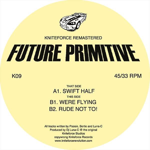 Future Primitive - Swift Half EP