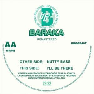 Baraka - Nutty Bass