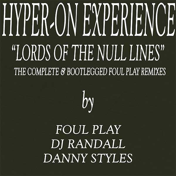 Hyper On Experience - Lord Of The Null Lines