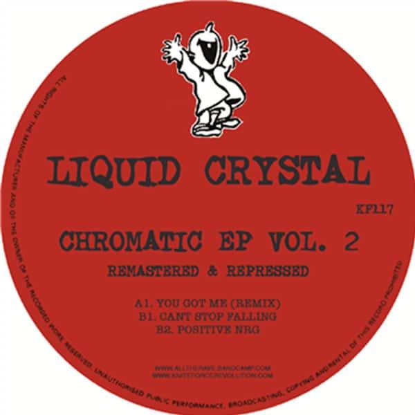 Liquid Crystal - Chromatic EP Vol 2
