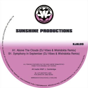 Sunshine Production - Above The Cloud (Remixes)
