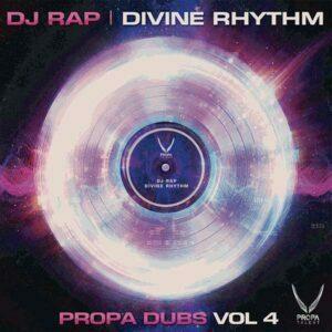 DJ Rapc - Divine Rhythm EP
