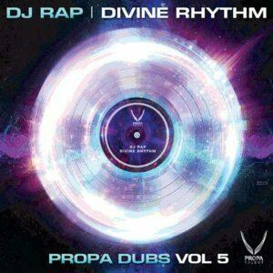 DJ Rap - Divine Rhythm Ep (Remixes)