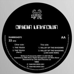 Origin Unknown - The Touch