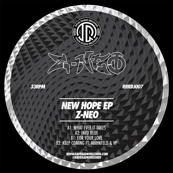 Z-NEO - New Hope EP