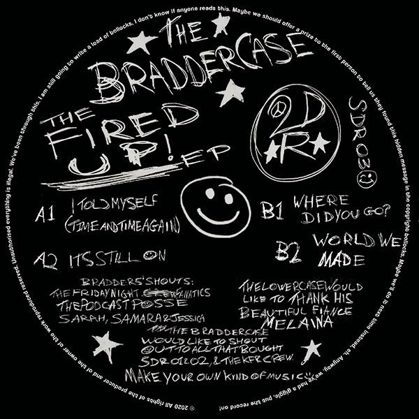 BradderCase – The Fired Up! EP