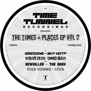 Various Artists - The Time & Places EP Vol 2