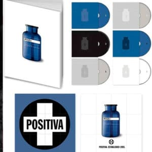 25 Years Of Positiva Records