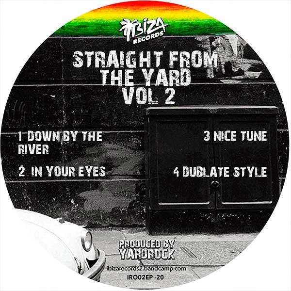 Yadrock - Straight From The Yard Vol 2