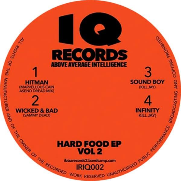 Various Artists - Hard Food Vol 2