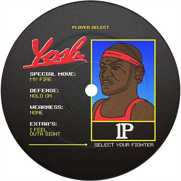 Yosh - My Fire EP